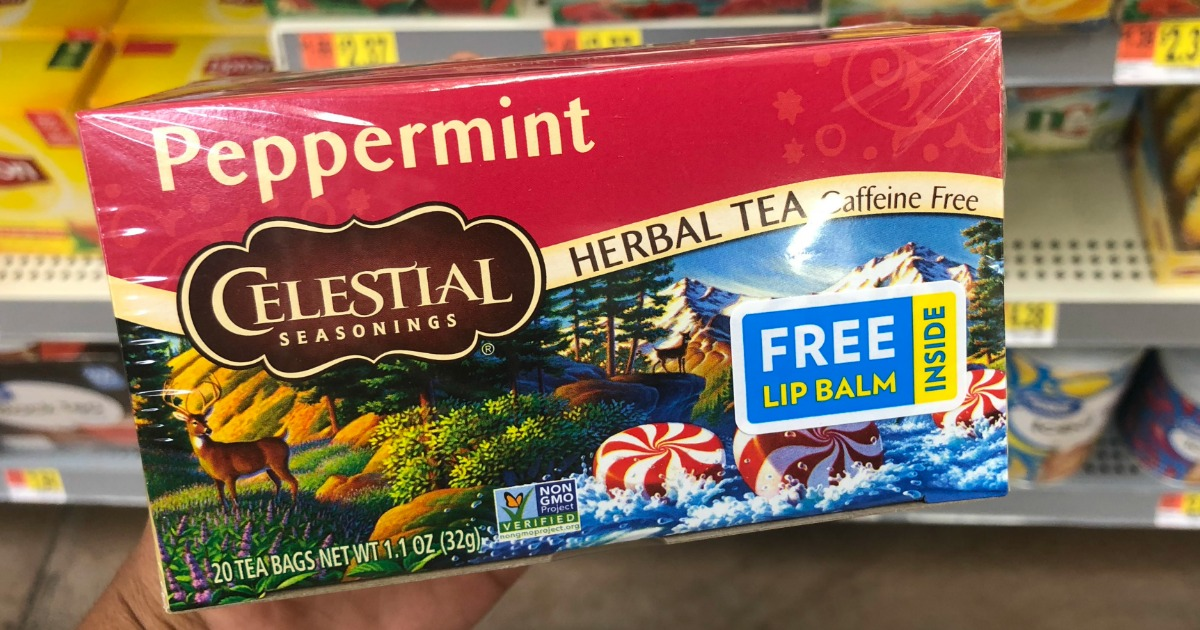 Celestial Seasonings Coupon - $0.86 at Target -Living Rich ...