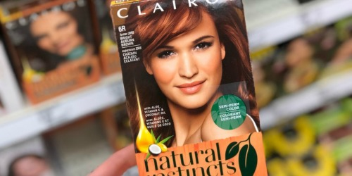 $10 Worth of New Clairol Hair Color Coupons = TWO Free After Cash Back at Walgreens