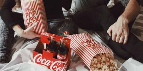My Coke Rewards Members: Free FandangoNow Movie Rental with Every 5 Codes