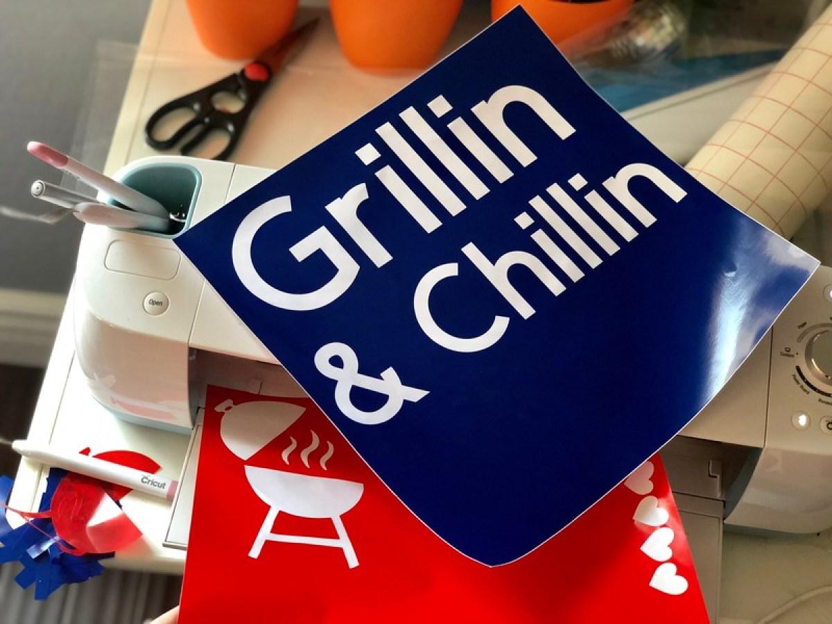 grillin & chillin