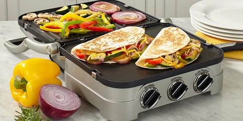 JCPenney: Cuisinart Griddler Only $37.99 After Rebate + More