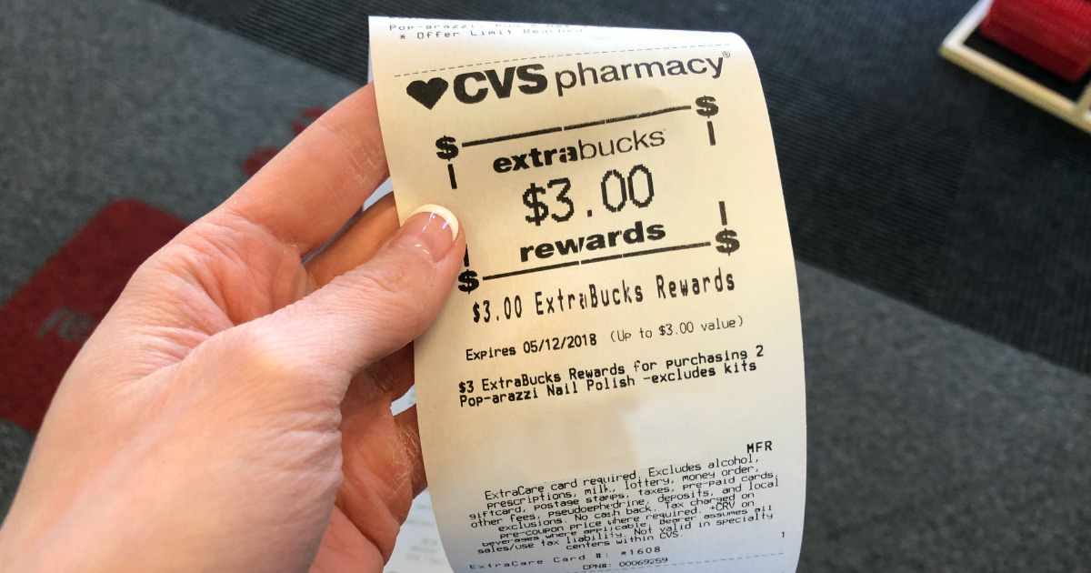 23 Money Saving Tips You May Not Know About Shopping At Cvspharmacy Receipt