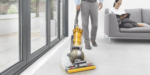 Dyson Ball Multi Floor 2 Upright Refurbished Vacuum Just $169.99 Shipped (Regularly $250)