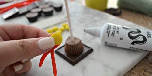 You've Gotta Make These Easy Graduation Cap Party Treats