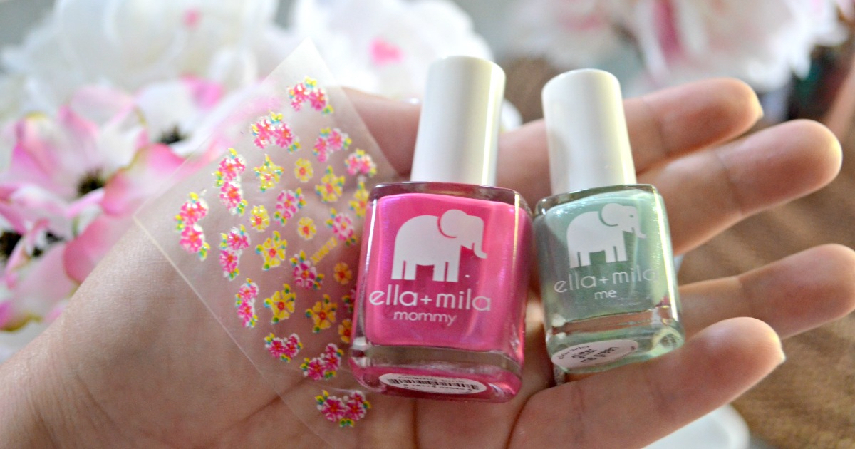 ella + mila nail products deal – Ella + Mila Mommy Set