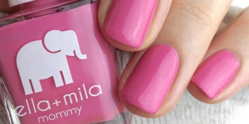 Ella + Mila Mommy & Me Nail Polish Set Just $9.60 Shipped (Fun Mother's Day Gift)