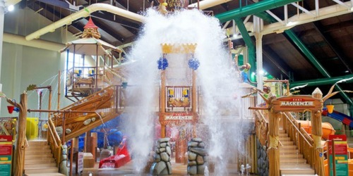 Great Wolf Lodge as Low as $99.99/Night + Taxes & Fees