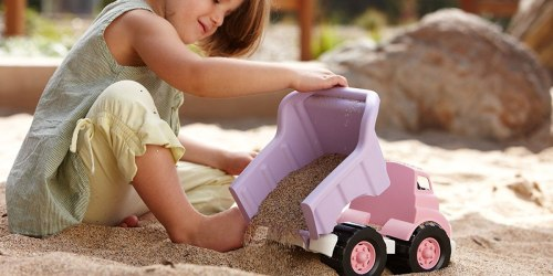 Green Toys Dump Truck Only $11 Shipped for Amazon Prime Members (Regularly $28)