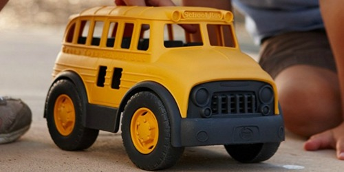 Green Toys School Bus Just $10 on Amazon (Regularly $28) + More