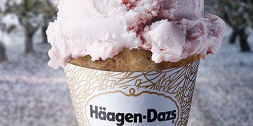 FREE Häagen Dazs Ice Cream (May 14th Only)