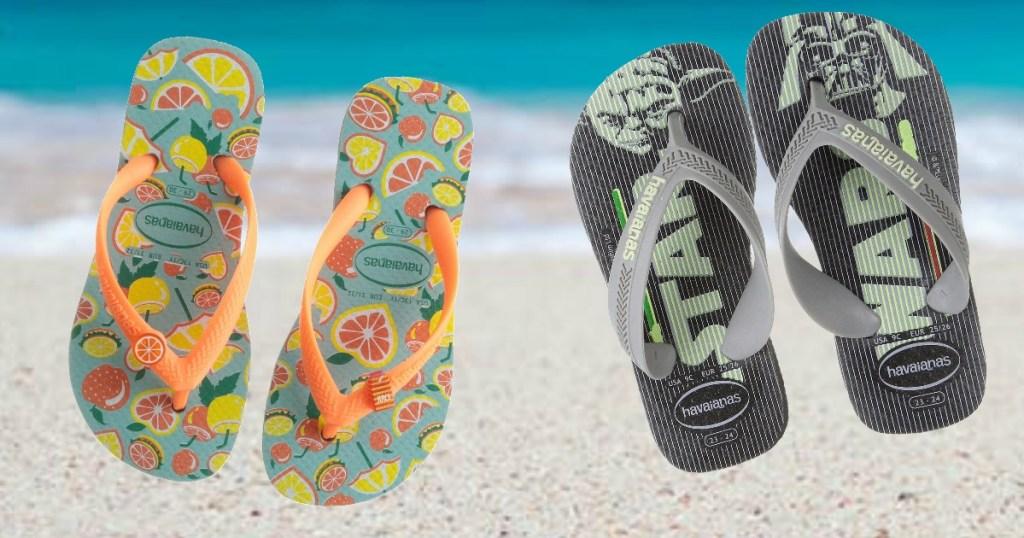 1971f80e2 6pm.com  Havaianas Kids Flip Flops As Low As  9.99 Shipped (Regularly  22)  + More
