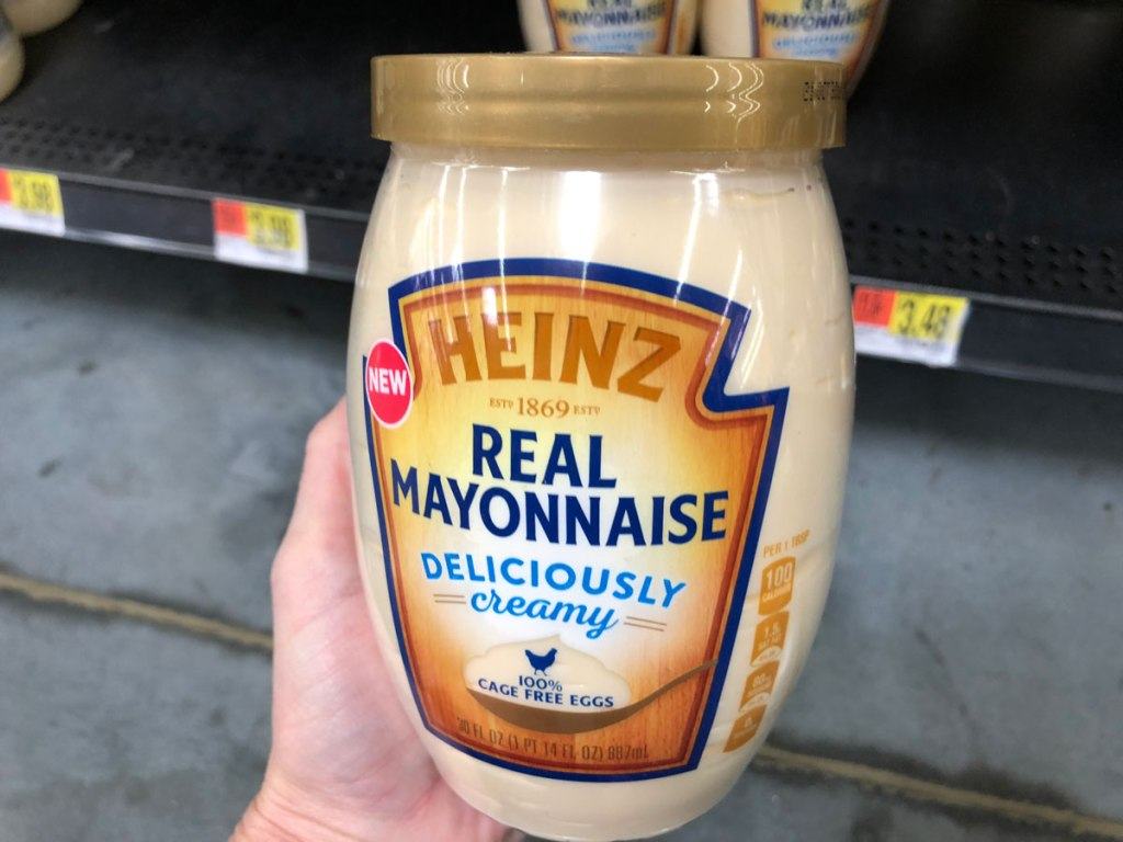 where to buy heinz mayonnaise