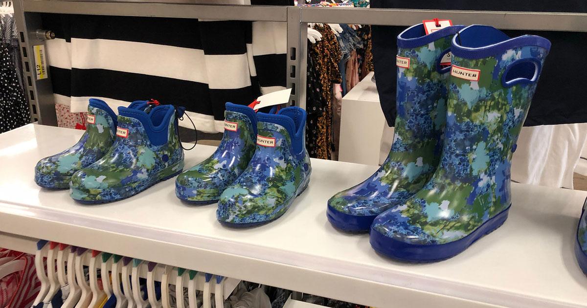b07e7ffe1bd64 Target Will NOT Be Offering Hunter Women's Tall Rain Boots - Hip2Save