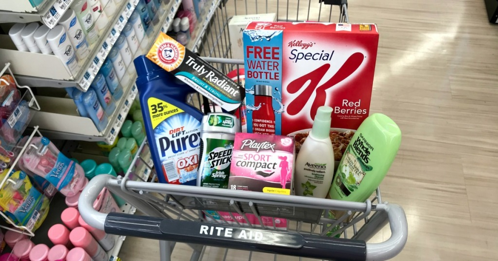 Rite Aid Weekly Ad Match Ups