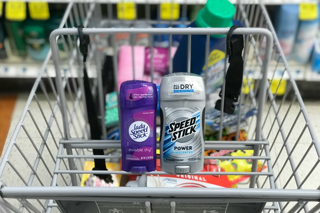Rite Aid Speed Stick Antiperspirant Deodorant
