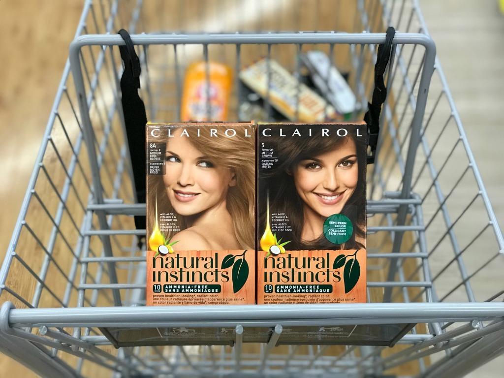 Rite Aid Clairol Natural Instincts