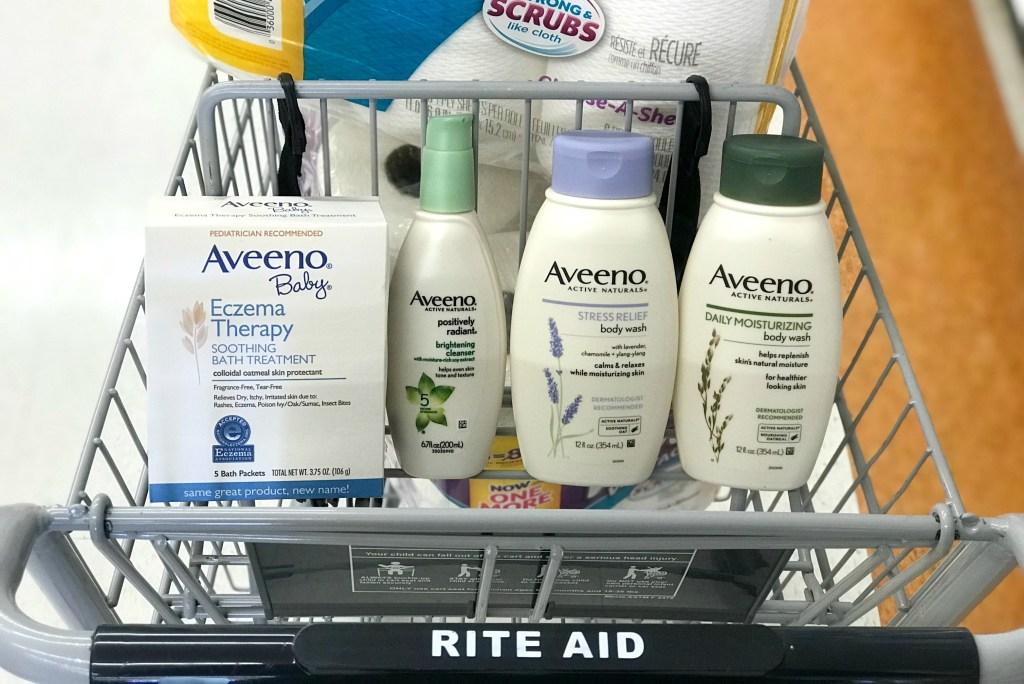 Rite Aid Aveeno