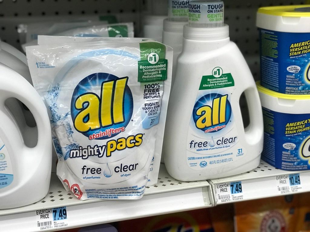Rite Aid All Detergent