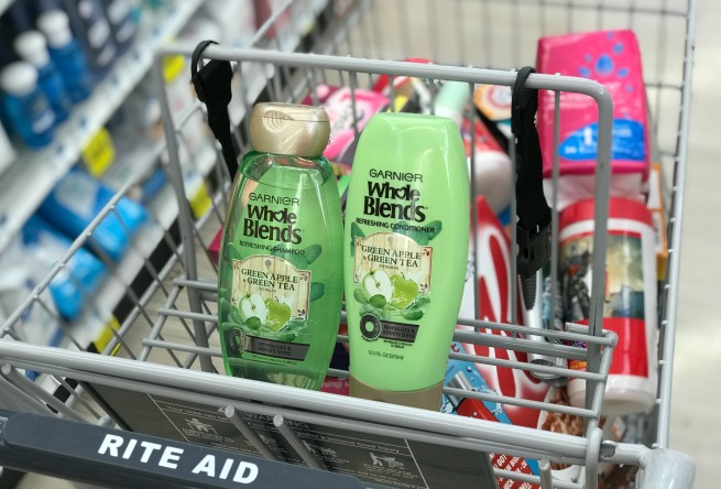 Rite Aid Garnier Whole Blends