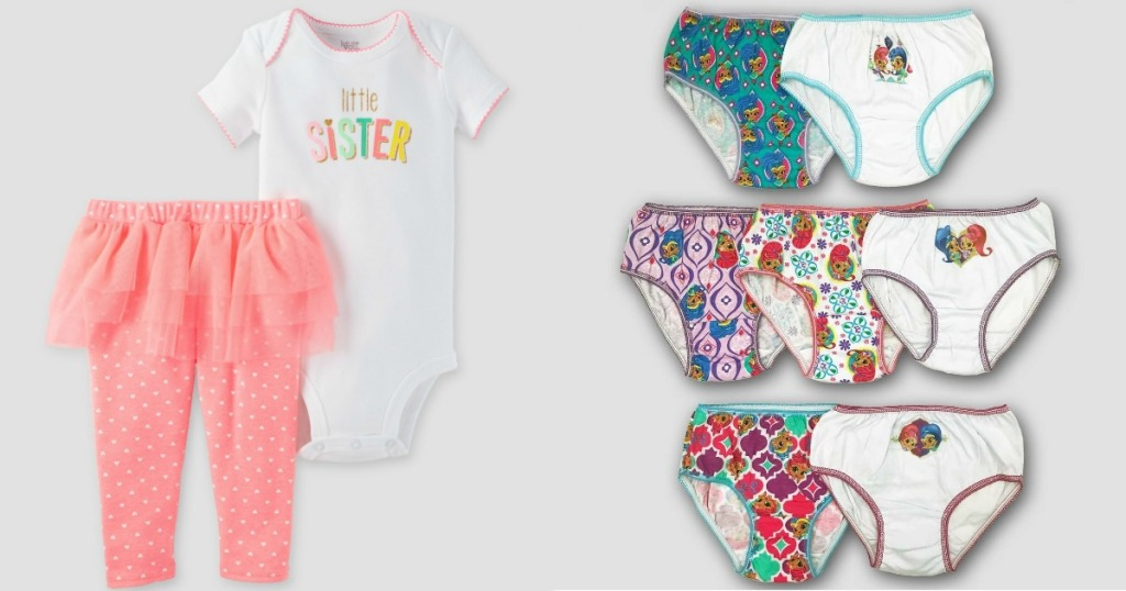 27bd23a47 Up to 70% Off Kids Clearance Clothing At Target (In-Store AND Online ...