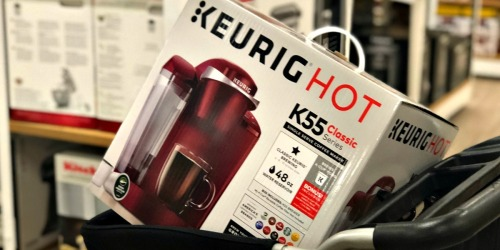 Up to 65% Off Keurig Coffee Makers + Earn Kohl's Cash