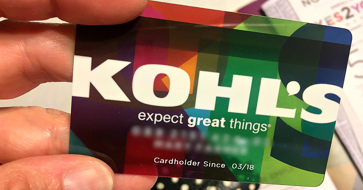 343fad0cd603f Kohl's Cardholders: Extra 30% Off + FREE Shipping on ANY Order & Earn Kohl's  Cash