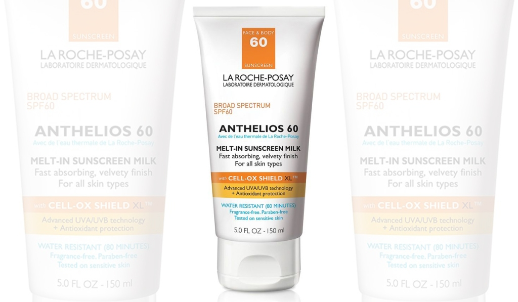 la roche posay anthelios 60 sunscreen hip2save