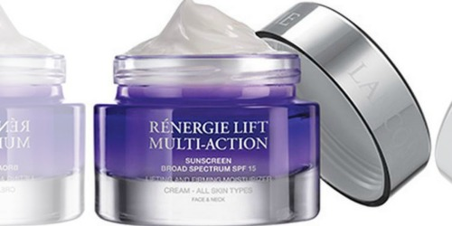 FREE Lancôme Rénergie Lift Multi-Action Day Cream Sample (One Week Supply)