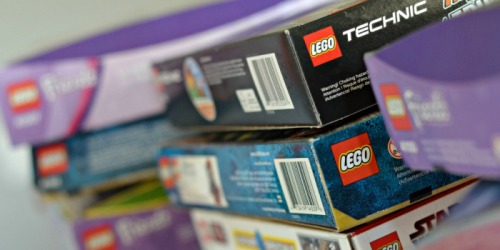 50% Off LEGO Sets After Shop Your Way Points