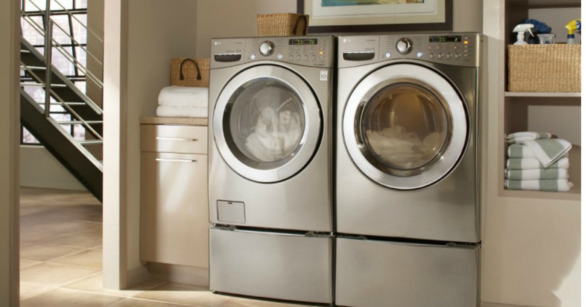 Lowe S Lg He Washer Or Dryer Only 699 Shipped Regularly