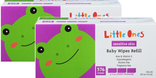Three Large Boxes of Baby Wipes ONLY $10.13 Shipped After Shop Your Way Points + More