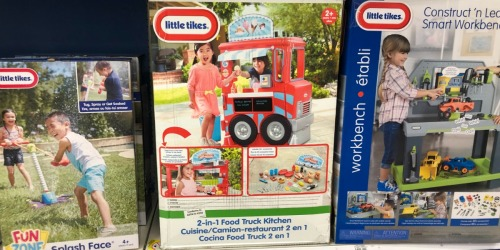Little Tikes 2-in-1 Food Truck Kitchen Just $69.98 Shipped on Walmart.com (Regularly $160)