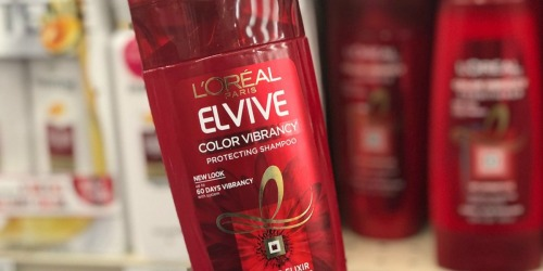 L'Oreal Hair Care Products Only $1 at Walgreens (Just Use Your Phone)