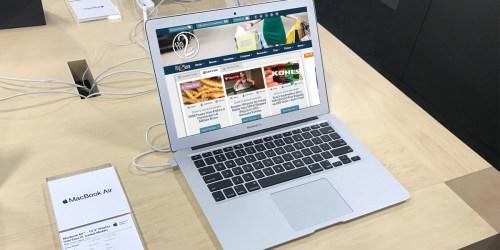 Best Buy 2-Day Sale: $200 Off Apple MacBook Air, $80 Off Apple iPads & More