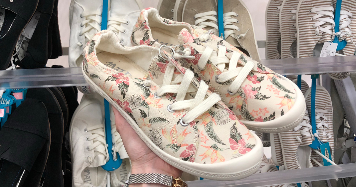 Mad Love Sneakers as Low as Only $13.59
