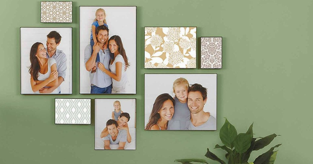 Walmart Mainstays 10 Piece Picture Frame Set As Low As 1054
