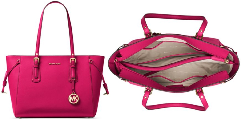 9342a5029e ... to Macys.com where you can save up to 60% off select Michael Kors  Handbags. This would be a great time to grab a bag for a perfect Mother s  Day Gift!