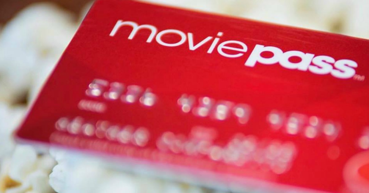Could This Be The End of MoviePass? MoviePass card.
