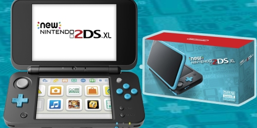 Refurbished New Nintendo 2DS XL Only $99.99 Shipped + Get $25 eBay Bonus Code