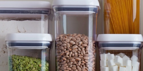 OXO 5-Piece Airtight Food Storage Container Set Only $34.99 Shipped (Best Price)