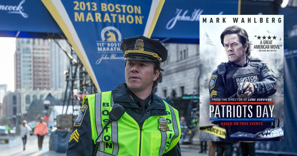 BUY Patriots Day Movie HD Digital Download For Just $4 99