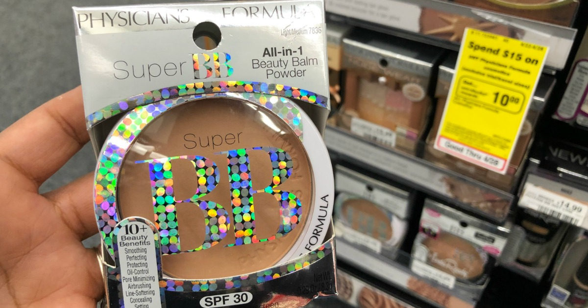 It is an image of Magic Physicians Formula Printable Coupon
