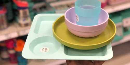 Pillowfort Kids Dining Items as Low as 47¢ Each at Target