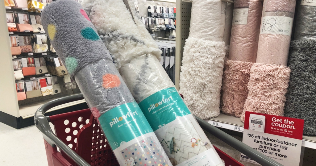 $25 Off $100 Area Rug Purchase at