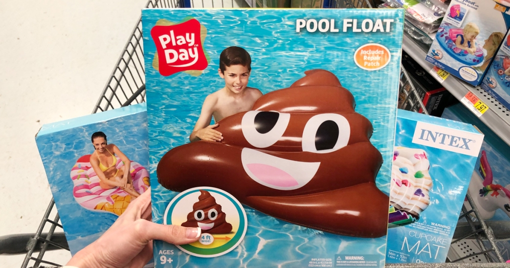 Omg There S Poop Floating In The Pool Hip2save