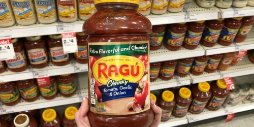 Ragu Voluntarily Recalls Select Pasta Sauces Due to Possible Plastic Contamination