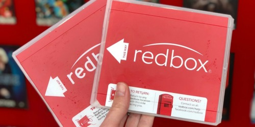 Free Redbox PS4 or Xbox Video Game Rental