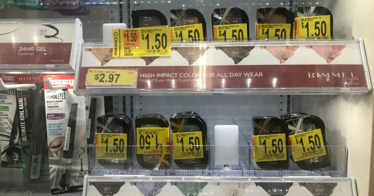 6b607f10fa8 Better Than FREE Rimmel Cosmetics at Walmart + More - Hip2Save