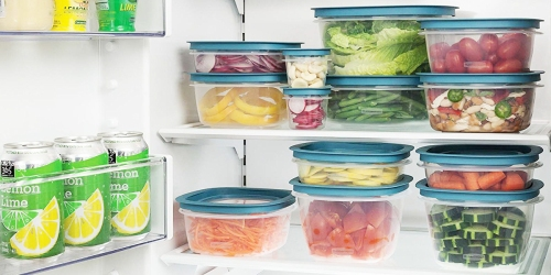 Rubbermaid Storage Set & Farberware Knife Set Only $30.98 Shipped After Rebate + Get $15 Kohl's Cash