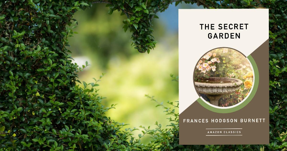 Amazon: FREE The Secret Garden Kindle eBook